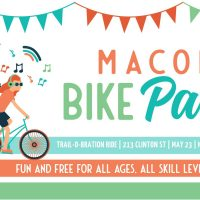 Macon Bike Party: Trail-o-bration Ride