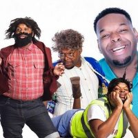 THE KERWIN CLAIBORNE COMEDY SHOW