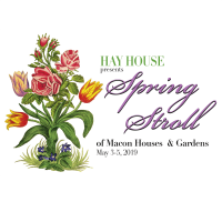 26th annual Spring Stroll of Macon Houses and Gardens