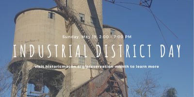 Industrial District Day