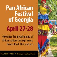 THE PAN AFRICAN FESTIVAL