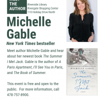 Meet the Author: Michelle Gable