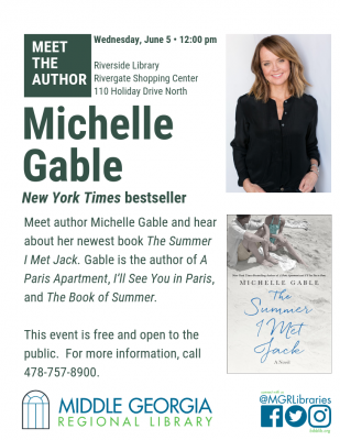 Meet the Author: Michelle Gable