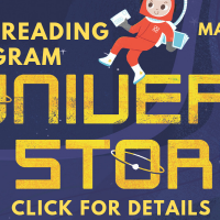 """""""A Universe of Stories"""" Summer Reading Kickoff"""