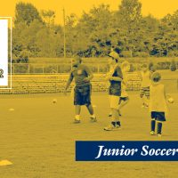 Camp Cavalier: Junior Soccer Camp