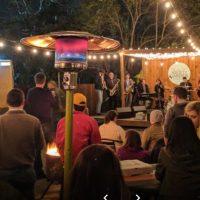 Jazz Jam at The Society Garden