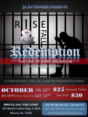 THE RISE AND FALL OF JERRY ANDERSON