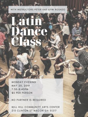 Latin Dance Workshop