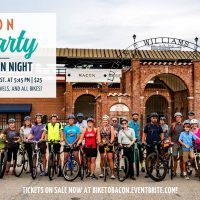 Macon Bike Party: Bike to Bacon Night!
