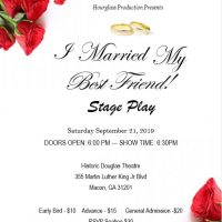 Hourglass Production Presents...I MARRIED MY BEST FRIEND