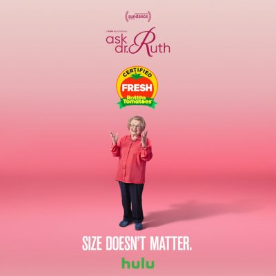 "Macon Film Guild Presents: ""Ask Dr. Ruth"""
