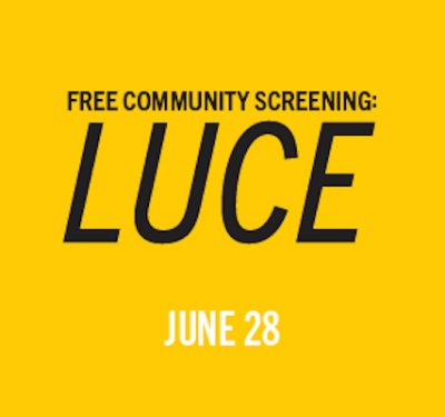 Free Community Film Screening - Luce