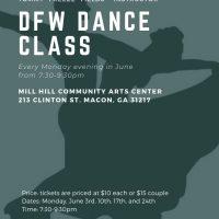 DFW Swing Dance Class