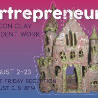 Artrepreneurs - Macon Clay Student Work