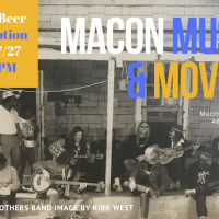 Saturday Session: Macon Music & Movies