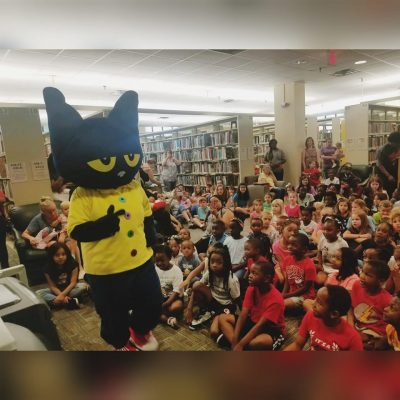 Macon Libraries' Summer Reading Finale Party