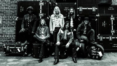 Allman Brothers – Saturday Night In Macon