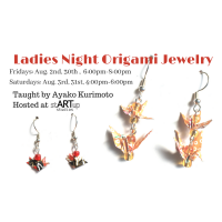 Ladies Night: Origami Jewelry