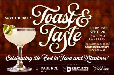 Toast and Taste