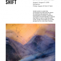 Shift by Jordan A. Moore