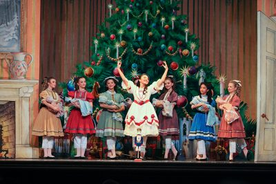 Nutcracker Auditions - Pointe Roles