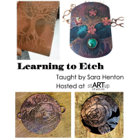 Learning to Etch (Sep. 10th)