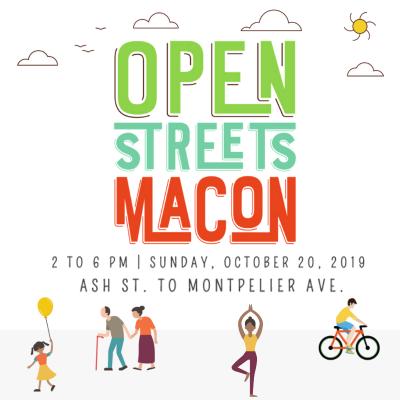Open Streets Macon