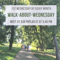 Walk-About-Wednesday