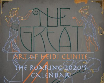 The Roaring 20's Calendar Party