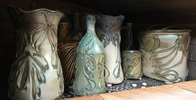Lora Rust: Ceramic Artist
