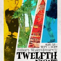 Theatre Macon's Twelfth Night by William Shakespeare
