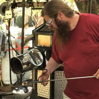 Celebrating ART Glassblowing Workshops by Hot Glass Academy