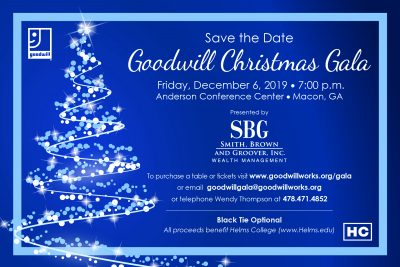 Goodwill Christmas Gala