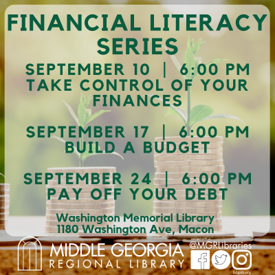 Financial Literacy Classes