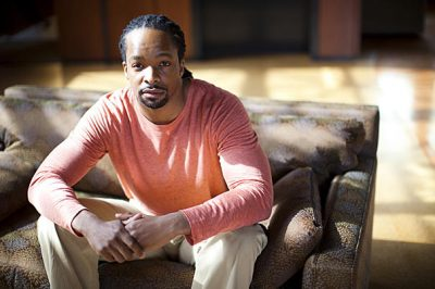 Jericho Brown Poetry Reading and Book Signing