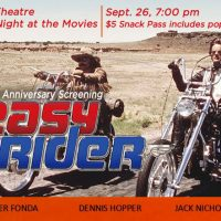 "Thursday Night At The Movies ""Easy Rider - 50th Anniversary Screening """