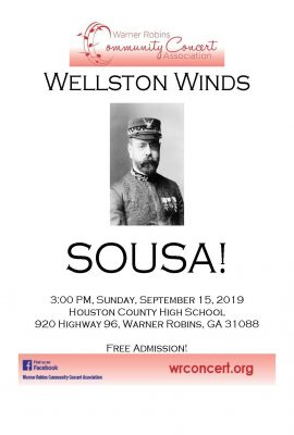 Wellston Winds