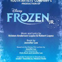 Theatre Macon presents Disney's FROZEN Jr.