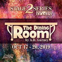 "Stage TWO Series at Theatre Macon presents ""The Dining Room"""