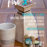 Fire & Ice Pottery Show & Sale