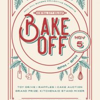 The Central City Holiday Bake Off