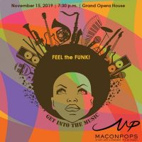 Macon Pops: 'We Got The Funk!' Concert