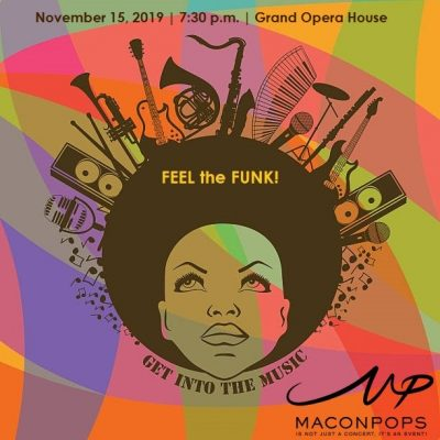 Macon Pops: 'We Got The Funk!' Concert