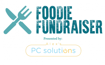 3rd Annual Foodie Fundraiser