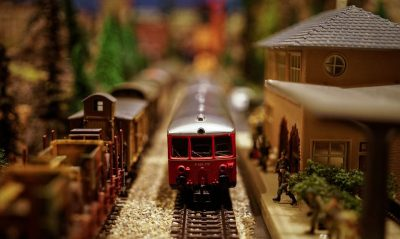 Planes and Trains Model Railroad Event at the Muse...