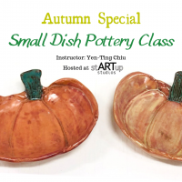 Autumn Special: Small Dish Pottery Class