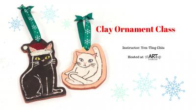 Clay Ornament Class