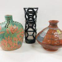 4-week Handbuilt Vase