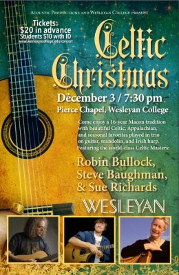 Celtic Christmas at the Pierce Chapel