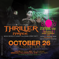 13th Annual Thriller Parade